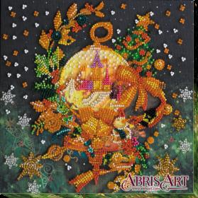 Набор-миди для вышивки бисером на холсте Сказка оживает Абрис Арт АМВ-006 - 201.00грн.