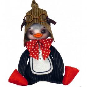 Набор для шитья мягкой игрушки Пингвинчик Zoosapiens ММ3022 - 277.00грн.