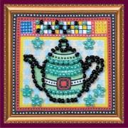 Набор - магнит Бирюзовый чайник