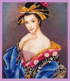 Набор для вышивки бисером Очарование Азии Картины бисером Р-323 - 462.00грн.