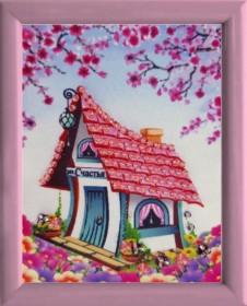 Схема для вышивки бисером Домик Счастья Баттерфляй (Butterfly) СМ120 - 12.00грн.