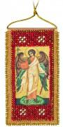 Набор для вышивки бисером Молитва Ангелу Хранителю (укр. яз.)