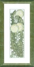 Набор для вышивки в смешанной технике Полевой модерн Cristal Art ВТ-1016
