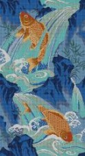 Схема для вышивки бисером на атласе Талисман удачи Миледи СЛ-2014