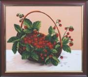 Набор для вышивки бисером Лесная ягода