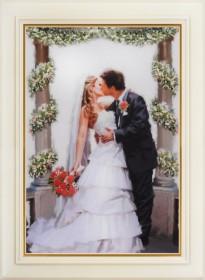 Набор для вышивки нитками Поцелуй невесты OLANTA R-002 - 115.00грн.