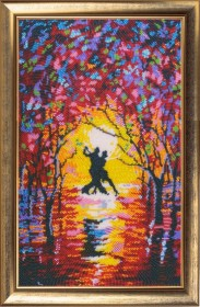 Набор для вышивки бисером Танго на закате, , 491.00грн., 810Б, Баттерфляй (Butterfly), Люди