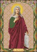 Набор для вышивки бисером Св. Анна Пророчица