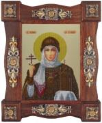 Набор для вышивки биссером Св. Ольга