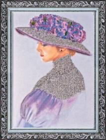 Набор для вышивки бисером Виолет