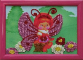 Схемы для вышивания бисером на атласе Бабочка Баттерфляй (Butterfly) 903Б - 20.00грн.
