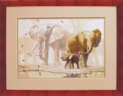 Слоновья семейка