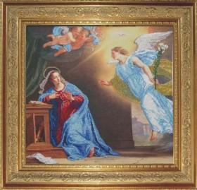 Набор для вышивки бисером Благовещение Краса и творчiсть 40810 - 583.00грн.