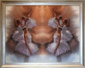 Набор для вышивки бисером Элегантность  2, , 544.00грн., 60609, Краса и творчiсть, Большие наборы