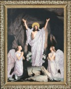 Набор для вышивки бисером Воскресение Господне