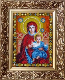 Пресвятая Богородица. Венчальная пара Новая Слобода (Нова слобода) СК-9002 - 528.00грн.