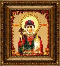 Набор для вышивки бисером Ольга Картины бисером Р-020