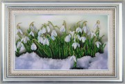 Набор для вышивки бисером Весенний аккорд