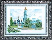 Набор для вышивки бисером Покровский собор