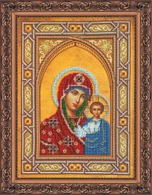 Набор для вышивки бисером Богородица Казанкая