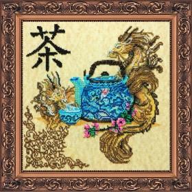 Набор для вышивки бисером Китайское чаепитие