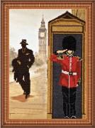 Набор для вышивки бисером Лондонские сюжеты 2