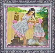 Набор для вышивки бисером Мамина любовь