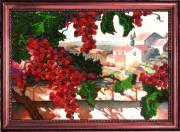 Набор для вышивки бисером Виноград