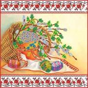 Рисунок на ткани для вышивки бисером