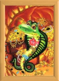Рисунок на ткани для вышивки бисером Кобра Баттерфляй (Butterfly) 926Б - 20.00грн.