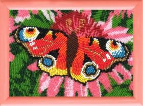 Схемы для вышивания бисером на атласе Павлиний глаз Баттерфляй (Butterfly) 930Б - 20.00грн.