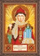 Набор для вышивки бисером Святая Ольга