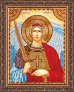 Набор для вышивки бисером Святой Михаил