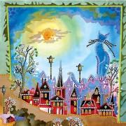 Рисунок для вышивки бисером Хранитель снов