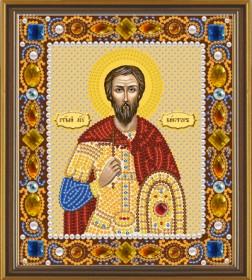 Набор для вышивки иконы Святой Виктор Новая Слобода (Нова слобода) Д6109 - 187.00грн.