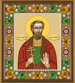 Набор для вышивки бисером Святой мученик Валерий Новая Слобода (Нова слобода) Д6107 - 78.00грн.