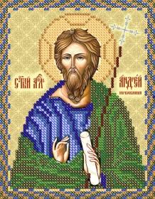 Рисунок на ткани для вышивки бисером Святой  Андрей Первозванный