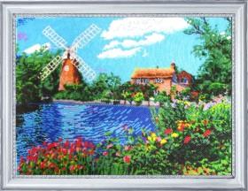Набор для вышивки бисером Старая мельница Баттерфляй (Butterfly) 317Б - 828.00грн.