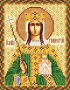 Рисунок на ткани для вышивки бисером Св. Блгв. Царица Тамара Грузинская
