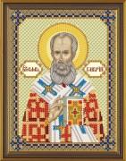 Рисунок на ткани для вышивки бисером Св. Григорий Богослов