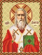 Рисунок на ткани для вышивки бисером Сщмч. Дионисий Ареопагит, епископ