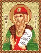 Рисунок на ткани для вышивки бисером Св. Ярослав Муромский, князь