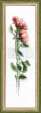 Набор для вышивки крестом Цветы Чарiвна мить (Чаривна мить) №АО10