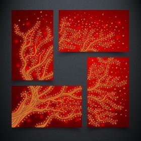 Рисунок на ткани для вышивки бисером Дерево жизни. Огонь А-строчка АРЗ-005 - 273.00грн.
