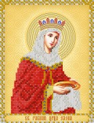 Рисунок на ткани для вышивки бисером Св. Равноап. Царица Елена