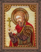 Набор для вышивки бисером Святой Феодор (Фёдор)