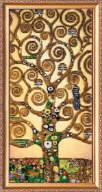 Набор для вышивки бисером Древо жизни, , 471.00грн., АВ-317, Абрис Арт, Схемы и наборы для вышивки бисером по Фен шуй