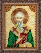 Набор для вышивки бисером Святой Рустик (Руслан)