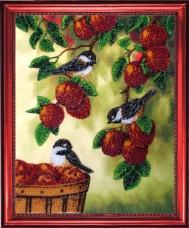 Набор для вышивки бисером Сбор урожая Баттерфляй (Butterfly) 516Б