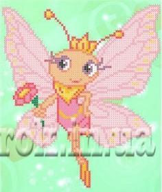 Рисунок на ткани для вышивки бисером Мисс красоты Княгиня Ольга СД-081 - 24.00грн.